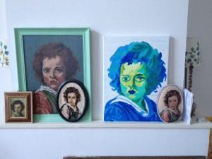 mijn verzameling 17e eeuwse jongetjes