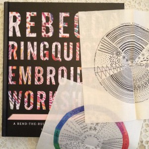 'Embroidery Workshops' - Rebecca Ringquist
