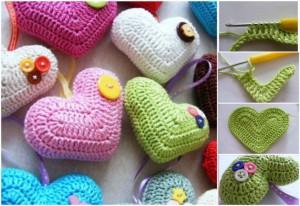 Crochet-3D-Heart-free-pattern