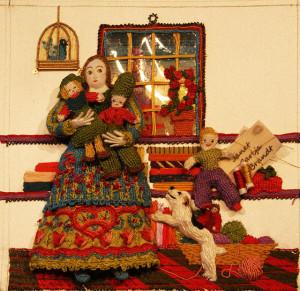 Claire's dolly workshop van Janet Brandt
