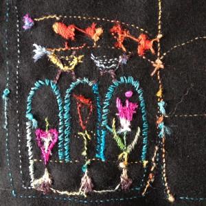 detail achterkant