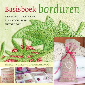 Basisboek Borduren - Forte Uitgevers