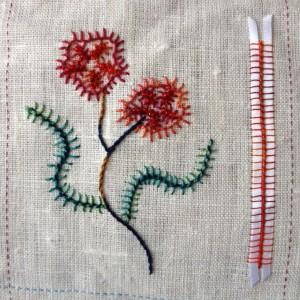 TAST Barb stitch