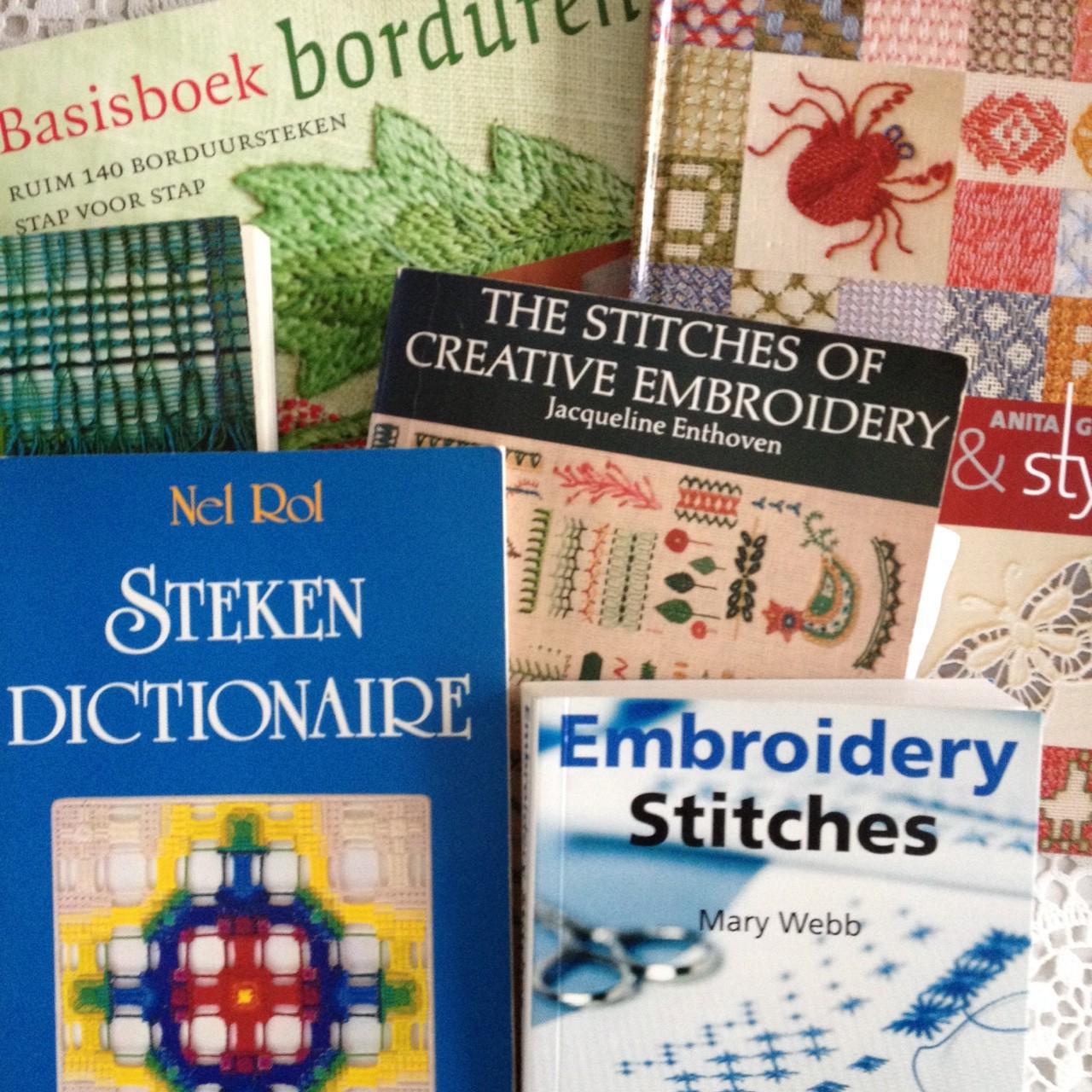 Boeken Met Citaten : Boeken met borduursteken en verder tree of needlework
