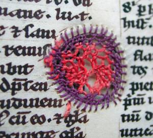 14e eeuws manuscript - Universiteit van Uppsala, Zweden