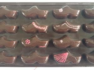 nu zonder chocolaatjes