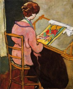 Louis Valtat (1869-1952) - Needlepoint