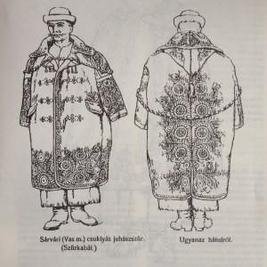jas - Hongaarse jassen