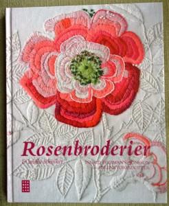 Rosenbroderier van Ingrid Eggiman-Jonsson