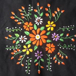 Gevonden borduurwerk tijdens Handwerkfestijn 2015