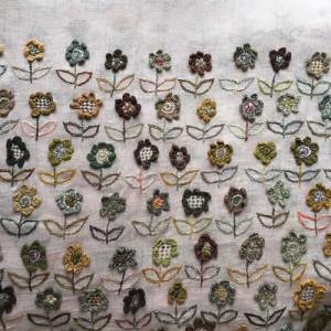Wildflower sjaal - Sophie Digard