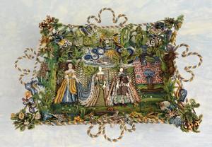17e eeuws kralenwerk