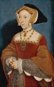 Jane Seymour, geschilderd door Hans Holbein de jongere in 1536.