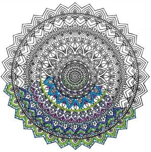 Zenbroidery - Mandala